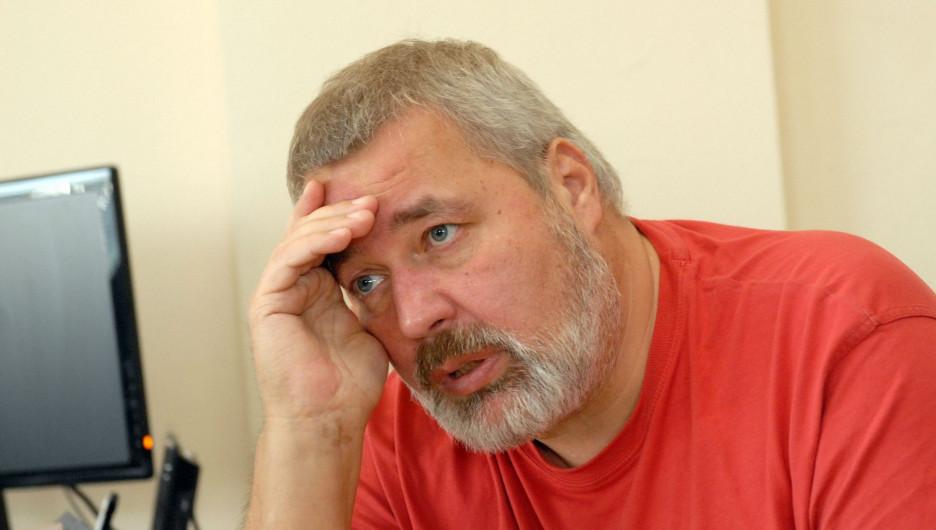 Дмитрий Муратов в ИД